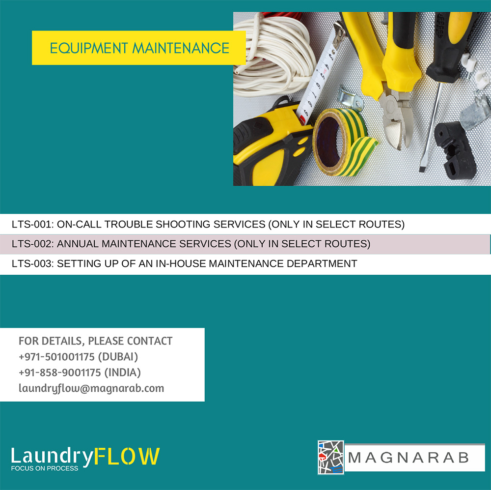 MAGNARAB - commercial laundry in UAE, laundry consultancy